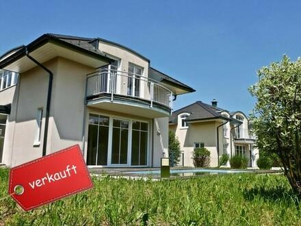 Rarität! Einfamilienhaus in exklusiver & einmaliger Lage - mit Pool, Garten sowie Doppelgarage - 5081 Anif