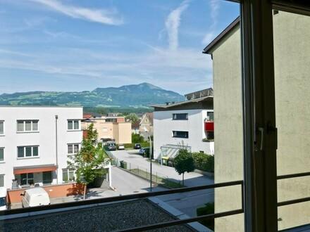 Sonnige 3 Zimmer Wohnung mit ca. 70,24 m² Wohnfläche in zentraler Lage - 5400 Hallein