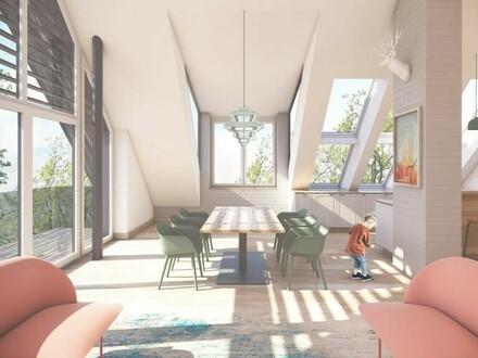 NEUBAU! Exklusive 3-Zimmer Terrassenwohnung in bester Stadtlage mit 82,11 m² in 5020 Salzburg - Stadtteil Josefiau