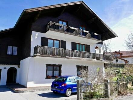 Ein- bzw. Mehrfamilienhaus mit 3 Wohneinheiten in Aussicht/Sonne/Ruhelage - 5431 Kuchl