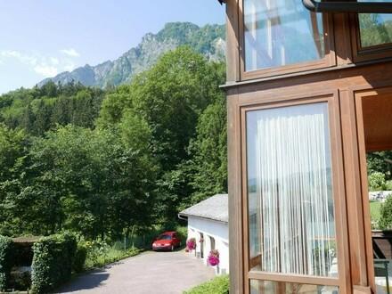 Sonnige 3 Zimmer Wohnung mit großen Balkon und Wintergarten - 124,80 m² Wohnfläche - 5082 Grödig