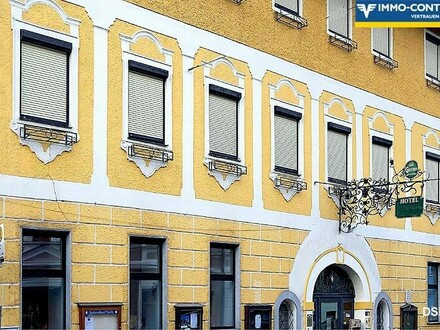 HOTEL - GEWERBE - WOHN - PROJEKT