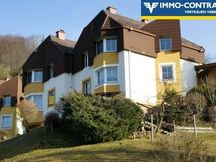 Doppelhaushälfte-Traumaussichtslage in Scheibbs