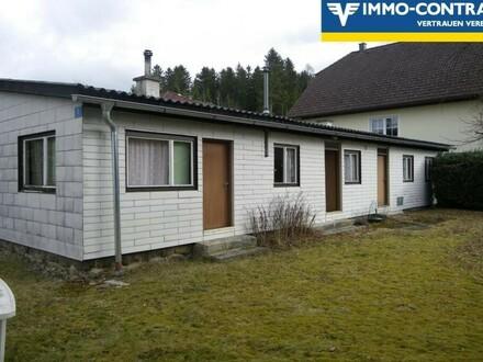 Haus in Siedlungslage