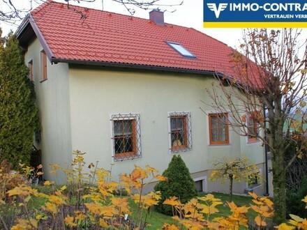 Einfamilienhaus im idyllischen südlichen Waldviertel