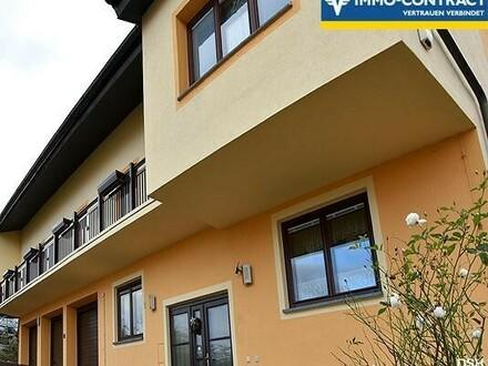 5ZI-Wohnobjekt - in Hanglage - mit Fernblick