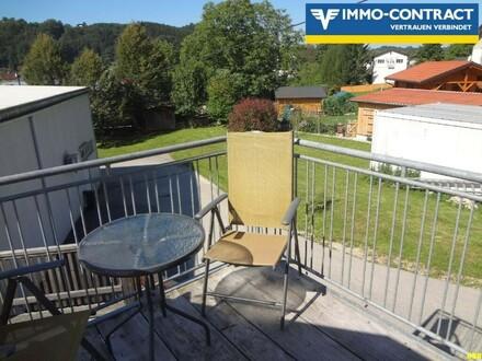 Nette Mietwohnung mit Balkon in Grein