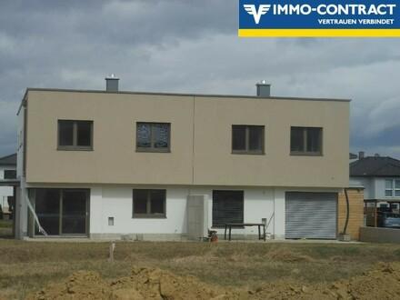 Doppelhaushälfte in Siedlungslage
