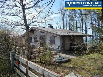 Kleines Haus (Ferienhaus) mit Panoramablick!