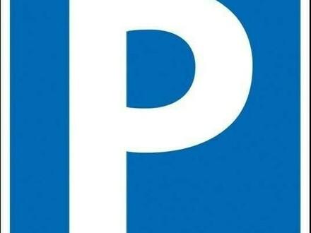 Freie Parkplätze zu vermieten, eingezäunt