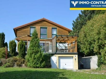 Schönes Einfamilienhaus mit großer Terrasse