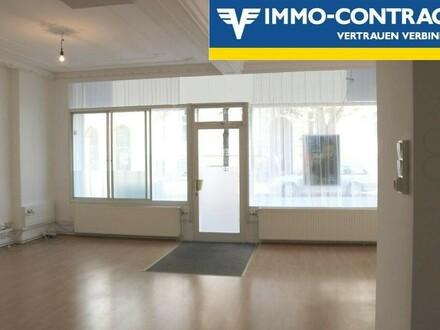 Repräsentativ und günstig - Ihr neues Geschäftslokal in Krems mit Kfz Stellplatz! Auch perfekt zur Vermietung...