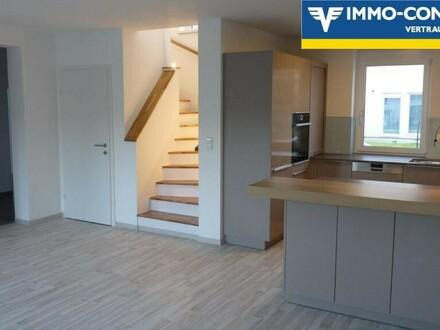 Neubau Doppelhaus