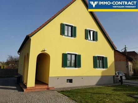 Haus in sehr guter, Grünlage in TOP Zustand, mit großem Grundstück an einem Bach