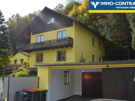 Neuer Preis! Haus mit 2 getrennten Wohneinheiten mit Kälteschaden!