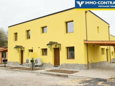 Doppelhaushälfte mit Carport und Eigengarten Top 3 in Petzenkirchen