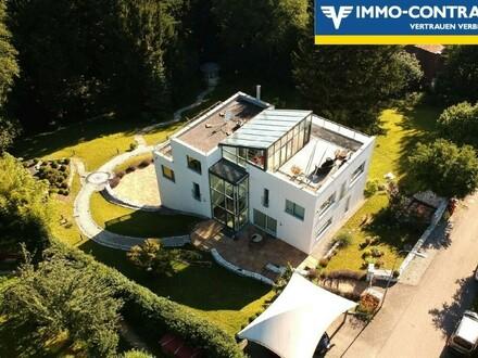 Architektenhaus, traumhafte Villa- mit Wohlfühl-Charakter