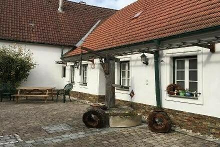 """Wohnung mit Flair 14km von Krems - Mietpreis inkl. """"BK,Heizung,Strom"""" !!!"""