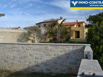 ISTRIEN - UMAG - Haus mit großem Baugrundstück