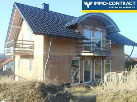 Einfamilienhaus-Rohbau, in sonniger Bestlage