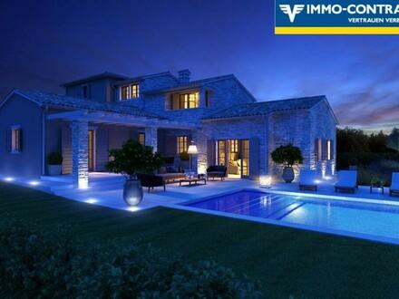 Sternschnuppe unter dem Himmel von Istrien!Villa Sabbia