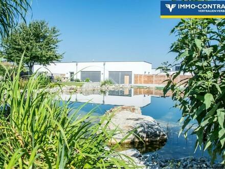 Penthouse mit großem Garten