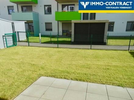 PROVISIONSFEI >Neue Eigentumswohnung mit Garten. Erstbezug!!