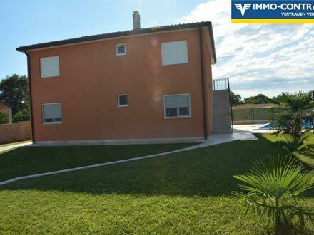 Istrien - Mehrfamilienhaus in ruhiger Lage!