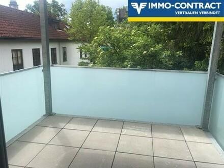 Ideale Mietwohnung mit Balkon