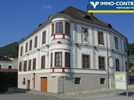 Bombastische Residenz im Herzen der Wachau!