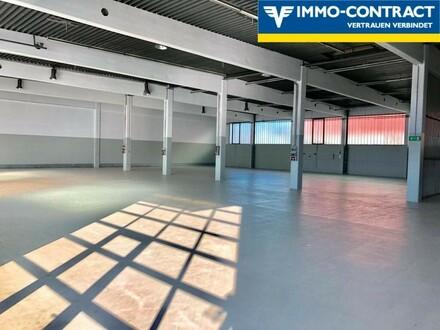 Werkstatt oder Lagerhalle mit großer Bürofläche in TOP Lage
