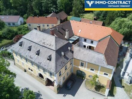 Historischer Gutshof, Leben, Arbeiten und Genießen unter einem Dach!