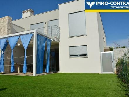 Istrien - Modernes Doppelhaus in Meernähe