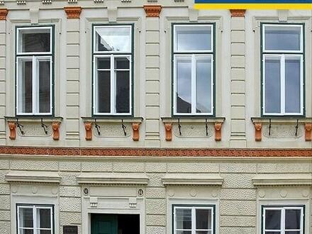 Charmante 82qm 2ZI-Wohnung - histor. Altbau