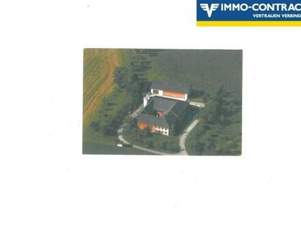 Großer Vierkanthof in Kirnberg