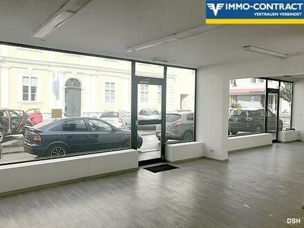 68m² - NEUPREIS - Lichtdurchflutete Geschäftsfläche in guter Frequenzlage zum Bahnhof