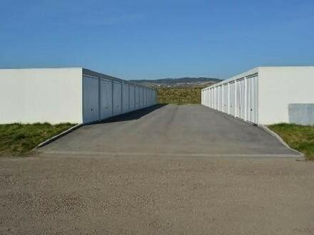 Mietgaragen und Lagerplätze in St. Pölten Land!