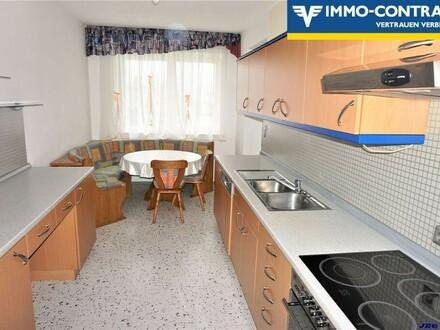Wohnung mit Loggia und Garage - Eigennutzung - Anlage