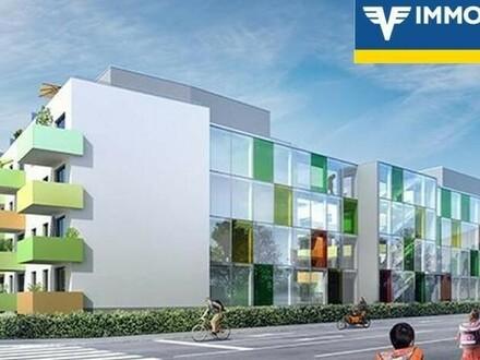 Provisionsfrei für den Mieter! Sehr schöne, neue Mietwohnung im Erdgeschoß mit Tiefgaragenplatz.