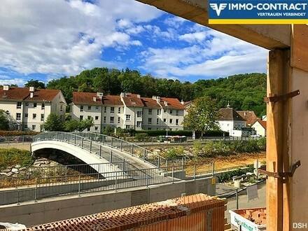 VERKAUFT ERSTBEZUG - 3Zi - Terrasseneigentum mit Garten - BARRIEREFREI --