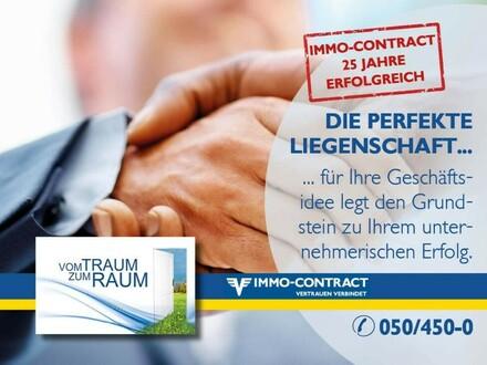 Fachmarktzentrum in guter Lage - ca. 6 km von St. Pölten entfernt