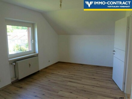 3 Zimmer - Mietwohnung modernisiert