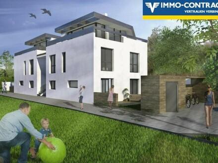 Eigentumswohnung in Doppelhausanlage - Ihre persönlichen Wohnvorstellungen können wahr werden!