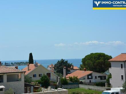 Istrien - Wohnung mit fantastischem Meerblick und ruhiger Lage!