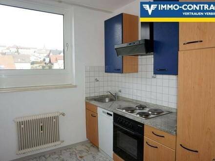 Dachgeschoss - Mietwohnung