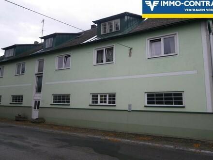 Großes Wohnhaus - Hof - Nebengebäude