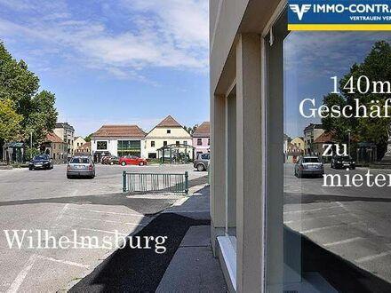 ca.100m² Geschäftslokal - STADTPLATZ - barrierefrei - 1A-Lage