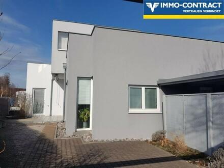 Architekten-Baumeisterhaus, Büro/Praxis im EG, im OG ist eine Wohnung