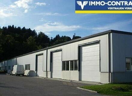 Halle für Lager / Produktion