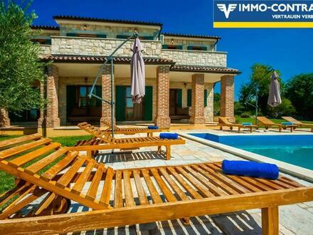 ISTRIEN - Villa Mila - Traum und Phantasie